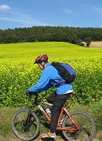 richtig radfahren trainieren