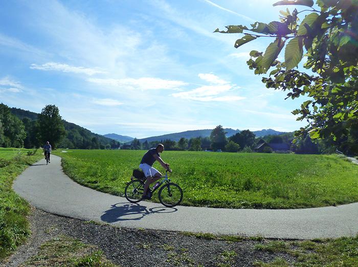Mountainbike Tour Laabentalradweg Www Bergnews Com